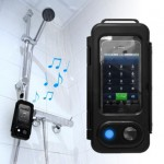 Funda Impermeable con Altavoz para iPhone