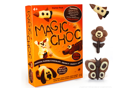 Magic Choc, crea tus propios chocolates