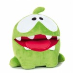 Peluche Cut The Rope Boca Abierta