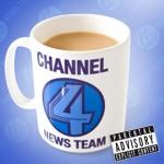 Taza de noticias Canal 4