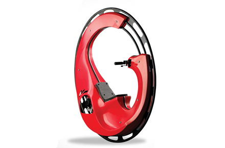 Wheelsurf, la scooter futurista