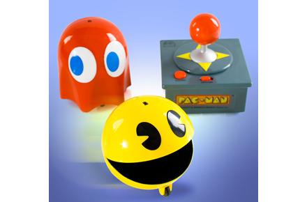 Pack Pac-man y fantasma teledirigidos, el juguete más divertido