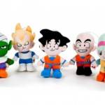 Pack Peluches Dragon Ball