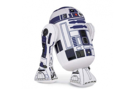 Peluche R2-D2 de Star Wars, el droide más grande