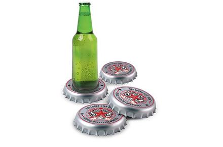 Posavasos Chapas de Cerveza, los más divertidos.