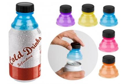 Tapones para latas de colores, protege tus bebidas