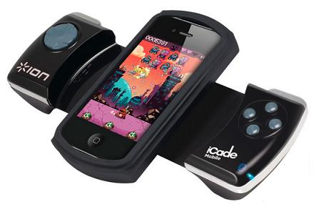 iCade Mobile para frikis gamers