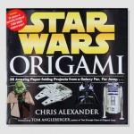 Libro origami Star Wars
