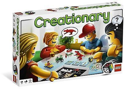 Creationary de LEGO