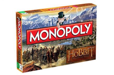 Monopoly de El Hobbit