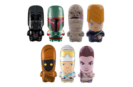 Especial USB Star Wars