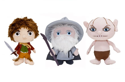 Set de peluches El Hobbit