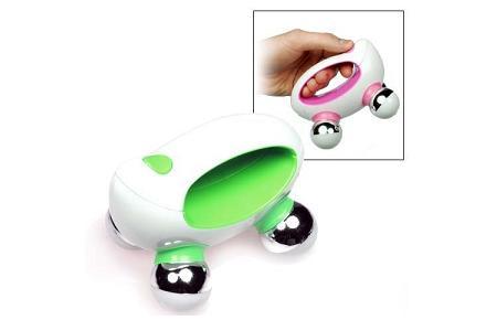 Mini masajeador vibratorio