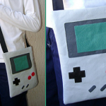 Bolso Game Boy para Ipad