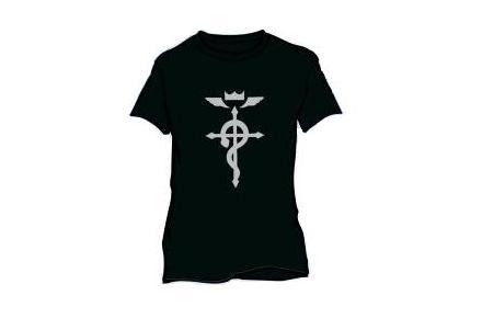 Camiseta logo Fullmetal Alchemist