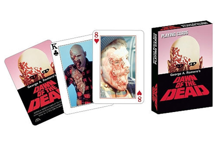 Baraja de Cartas de Póquer de Dawn of the Dead