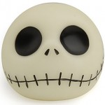 Monedero Cabeza de Jack Skeleton