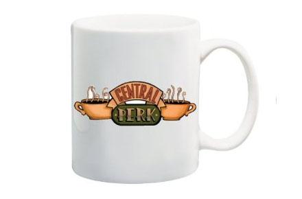 Taza de Central Perk