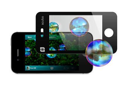 Scubo3D, el 3D en tu smartphone
