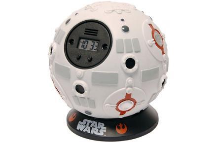 Despertador bola de entrenamiento Jedi de Star Wars