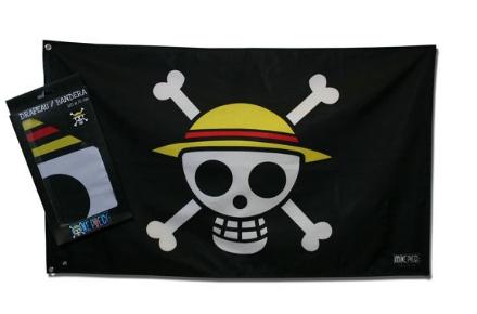 Bandera pirata de One Piece