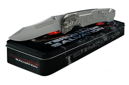 Cuchillo de Terminator: Salvation