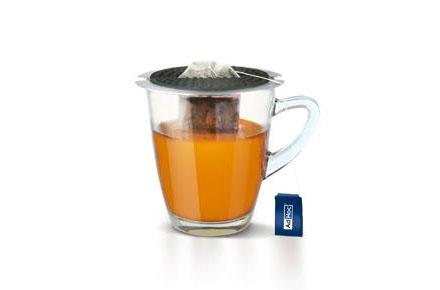 "Escurridor de té, el ""Squeetea"""