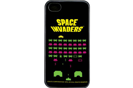 Funda para iPhone de Space Invaders