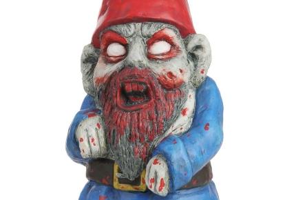 Gnomo Zombie de Jardín