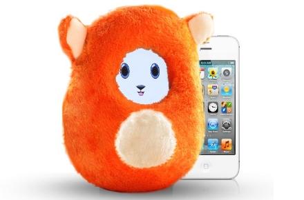 Ubooly, la mascota para iPhone