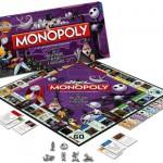 Monopoly edición Pesadilla antes de Navidad