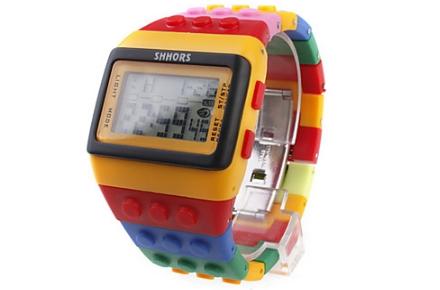 Reloj de LEGO