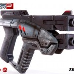 Replica arma Predator M-3 Mass Effect