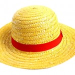 Sombrero de paja Monkey D. Luffy, One Piece