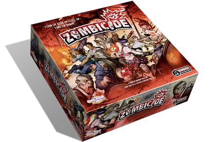 Zombicide, juego de mesa