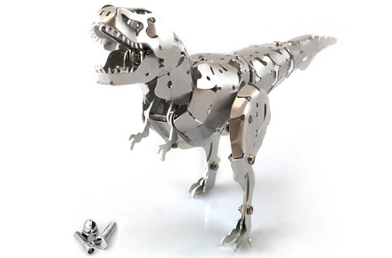 Kit de construcción de un T-Rex