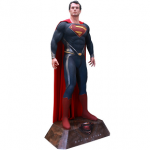 Figura de Superman a escala real