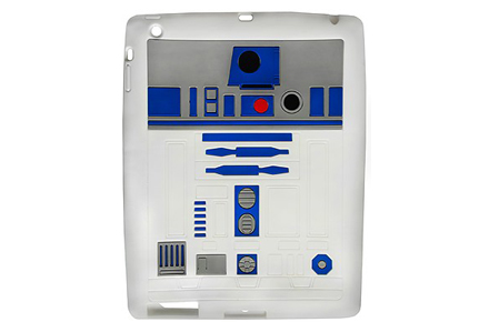 Funda para iPad de R2-D2 de Star Wars