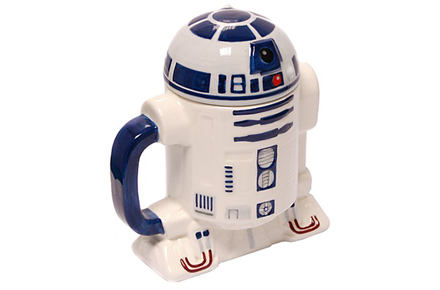 Taza R2-D2 de Star Wars