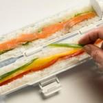 Tubo para hacer sushi