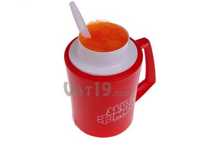 Slush Mug, tus granizados en un minuto