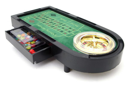 Mini Ruleta Americana