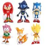 Pack de figuras de Sonic