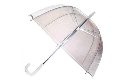 Paraguas transparente Gossip Girl