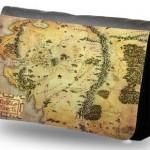 Bandolera Mapa El Hobbit