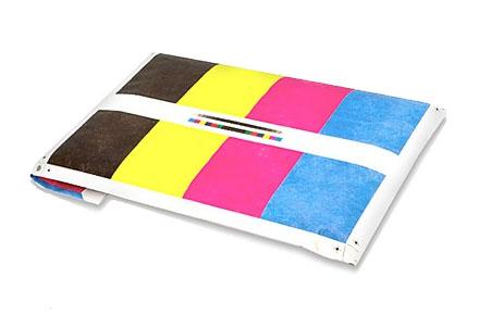 """Funda para portátil """"Prueba de color"""""""