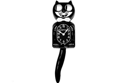 Reloj de pared Kit-Cat