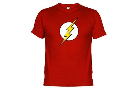 Sorteo Friki De La Semana: Camiseta de Flash