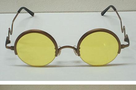 """Gafas de Vash """"la Estampida"""" de Trigun"""