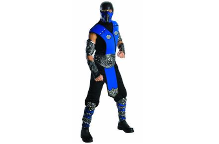 Disfraz de Subzero, Mortal Kombat